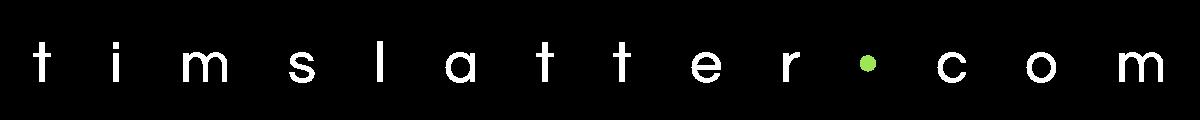 timslatter.com Logo